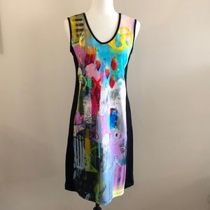 NWT:  Dolcezza Simply Art dress size small
